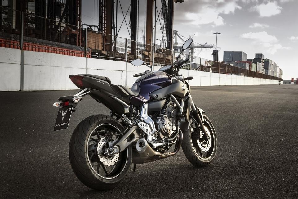 Essai Yamaha MT-07 2014 : Elle va tabasser !