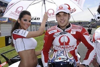Moto GP - Ducati: Canepa heureux de son sursis