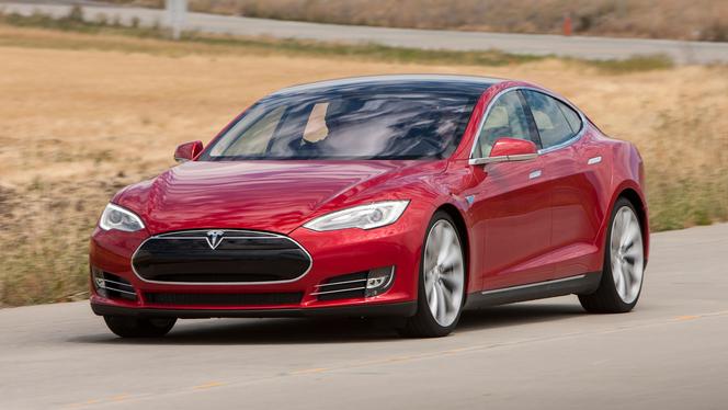 Tesla Model S : elle serait d'une facilité désarmante à pirater