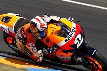 Moto GP - Honda: Le nouveau moteur sera à la disposition des pilotes HRC en Catalogne