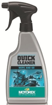 Motorex Quick Cleaner... le nettoyage facile