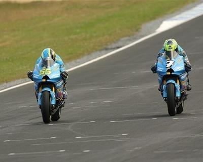 """Moto GP - Capirossi: """"Une toute nouvelle Suzuki après Brno"""""""