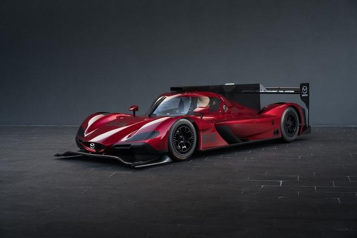 Mazda bat un record vieux de 26 ans à Daytona