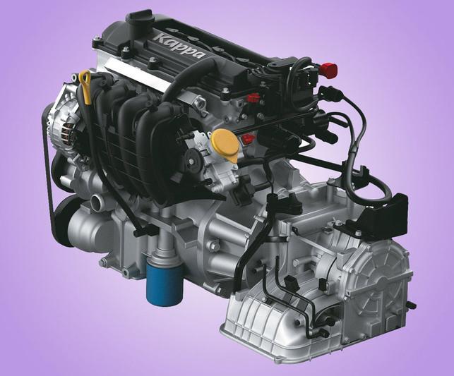 Mondial de Paris 2008 : le nouveau moteur Hyundai Kappa 1.25 litre