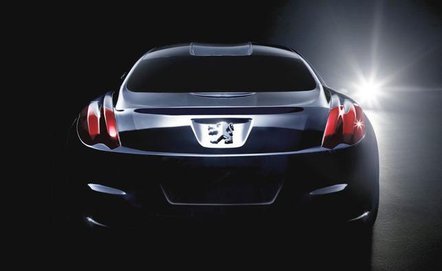 Le Concept Peugeot RC hybride fera sensation au Mondial 2008