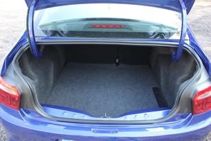 Le volume de coffre également avec plus de 500 litres.