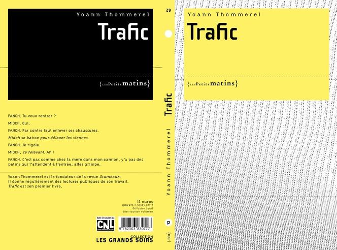 Trafic (extrait), par Yoann Thommerel