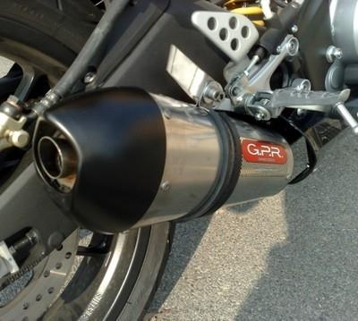 Pot GPR pour l'YZF 125.
