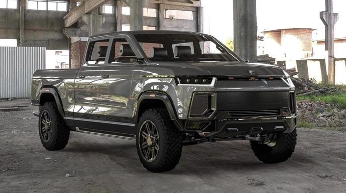 Atlis Motor Vehicles XT: chargement plus rapide que Tesla?