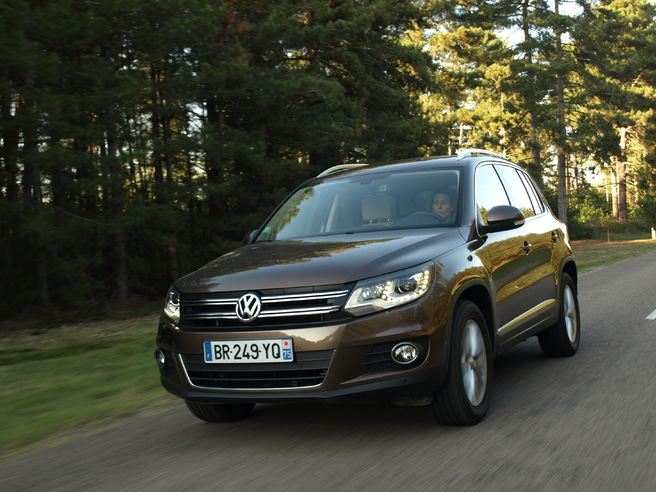 Essai - Volkswagen Tiguan restylé : avec beaucoup de sérieux
