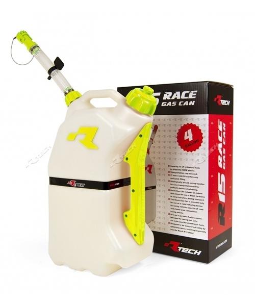R-Tech, bidon de 15 litres pour un max de facilité