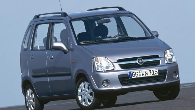 Retour sur une maxi-fiche fiabilité : aujourd'hui l'Opel Agila