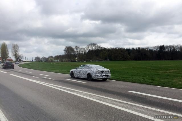 Surprise : la nouvelle Peugeot 508 enfin de sortie !(Exclusif Caradisiac)