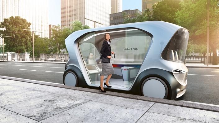 Selon les projections, 2,5 millions de navettes connectées et autonomes circuleront dans le monde à l'horizon 2025.