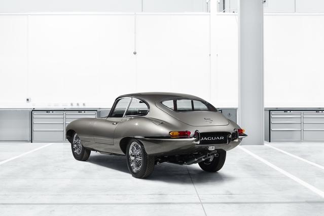 Jaguar Type E : un exemplaire neuf à vendre 335 000 €
