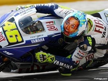 Moto GP - Italie D.2: Rossi prêt pour le septième ciel