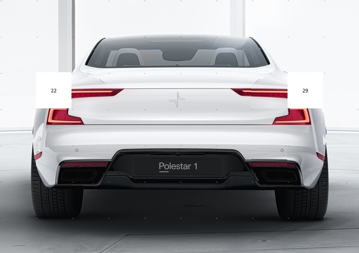 Polestar : un coupé qui rappelle le concept Volvo