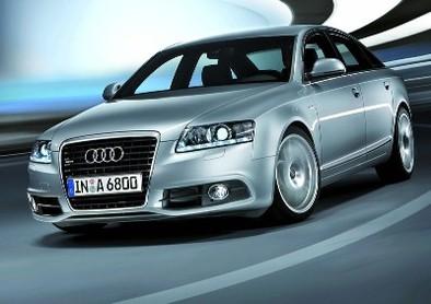 Audi A6 restylée et RS6 berline: officielles!