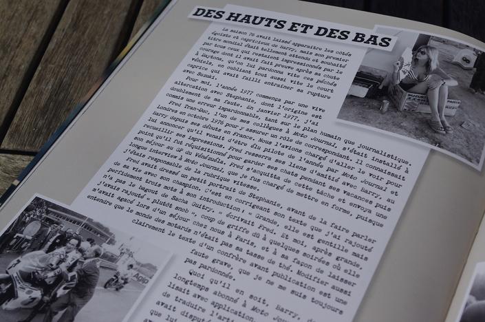 """Lu pour vous: """"Barry Sheene et la 500 Suzuki, la fabrique d'un champion"""" de Jacques Bussillet"""