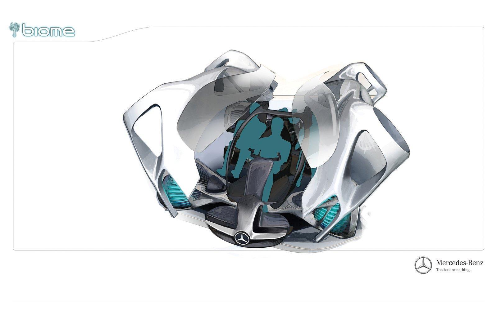 Los angeles 2010 mercedes biome la voiture d 39 avatar for Mercedes benz biome cost