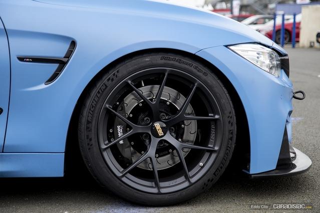 BMW M4 Devotec