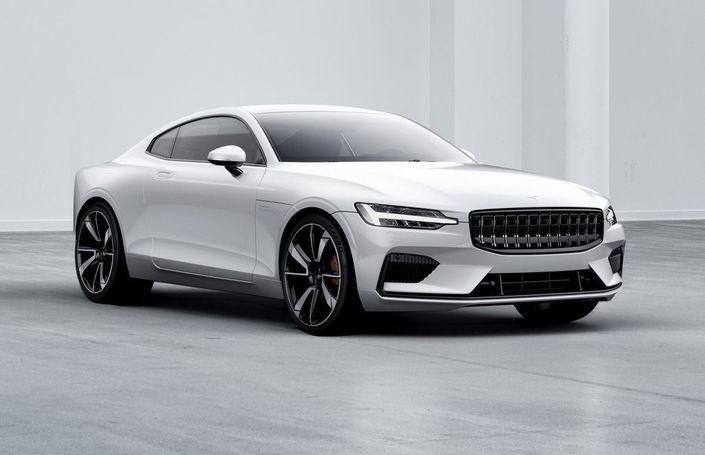 Polestar 1, le coupé Volvo rebadgé