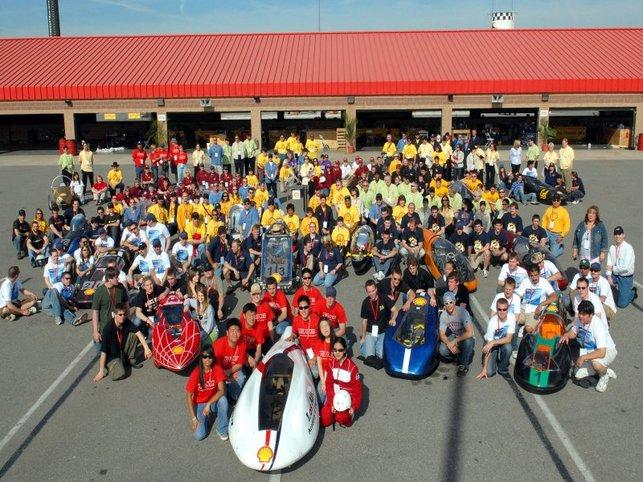 Bientôt le Shell Eco-marathon Americas 2008 !