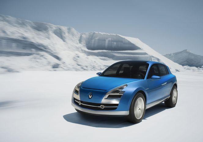 Renault Egeus : une si longue attente