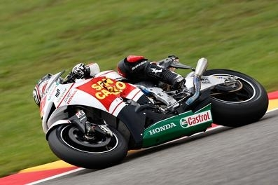 Moto GP - Italie D.3: De Angelis en invité surprise