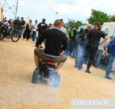 Coupes Moto Légende 2010: insolites...