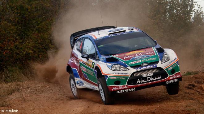 WRC Espagne Jour 1 : Loeb conjure le sort