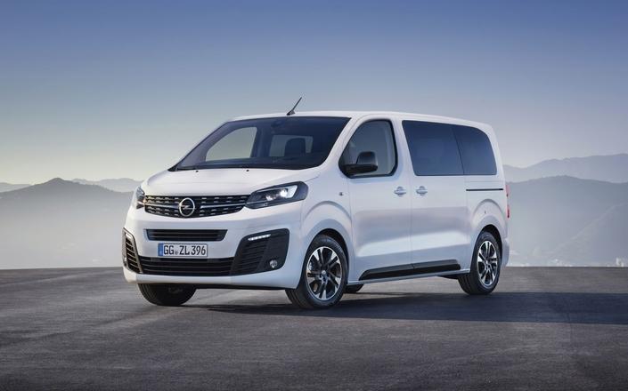 Opel Zafira Life: au revoir Renault