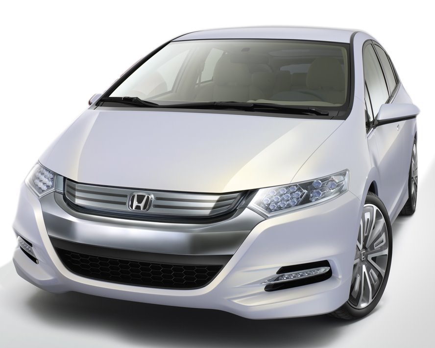 honda insight 2 concept l 39 hybride qui en veut la prius. Black Bedroom Furniture Sets. Home Design Ideas