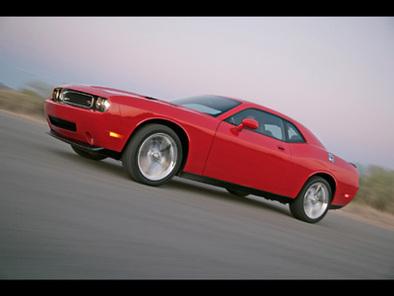 Dodge Challenger SE, R/T et SRT8: une gamme complète