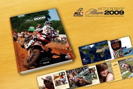 L'album de la saison 2009 des Grand-Prix de Motocross