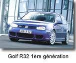 Golf R32: le R is back