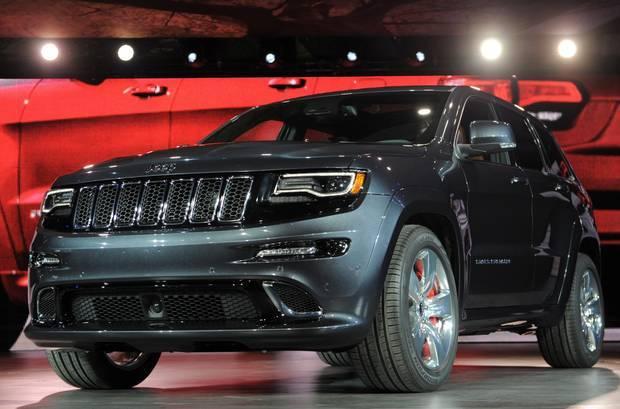 Fiat-Chrysler Auto rappelle près de 900 000 Jeep et Dodge