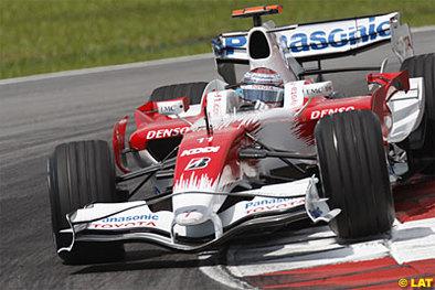 Formule 1 - Malaisie: Toyota, remis sur les bons rails ?