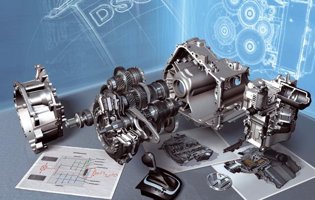 Volkswagen : gros plan sur sa boîte DSG 7 vitesses