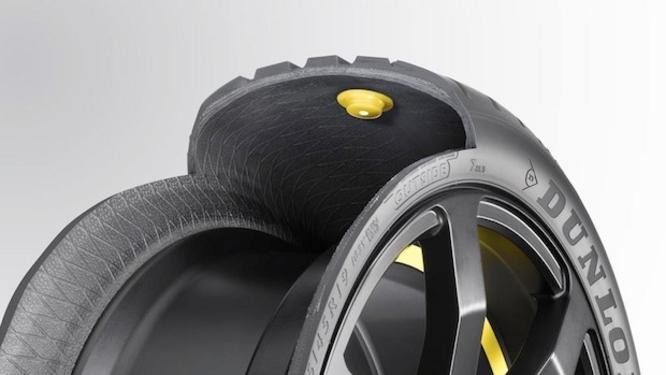 goodyear pr sente son futur pneu intelligent. Black Bedroom Furniture Sets. Home Design Ideas