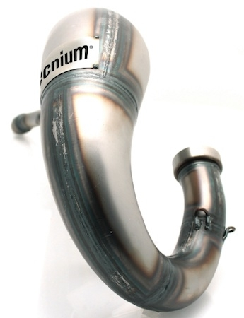 Bihr: nouveaux pots d'échappement deux-temps signés Tecnium