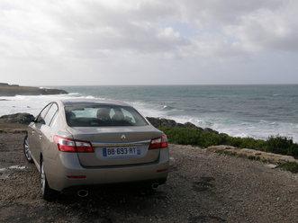 Essai vidéo - Renault Latitude : influence zen