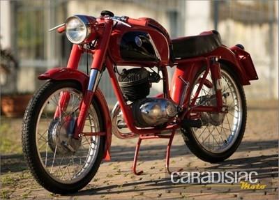 Les motos de la vente Artcurial du 7 février 2014.