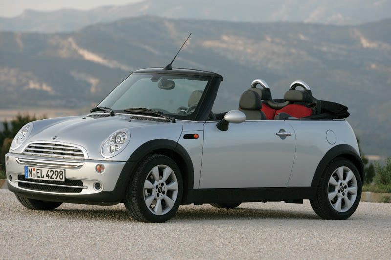 la mini cooper s cabriolet la plus femme des voitures. Black Bedroom Furniture Sets. Home Design Ideas
