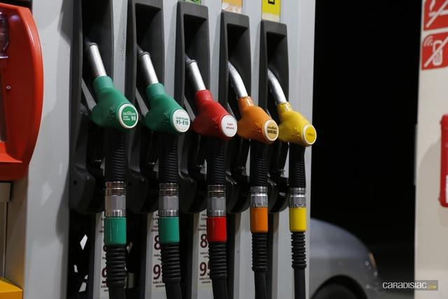 L'essence passe devant le diesel en mars
