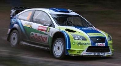 WRC Grande Bretagne D.2: Marcus va en finir