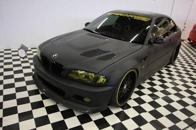 M3 Compresseur : le retour, et la nouvelle version 100% black..