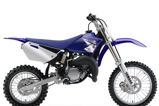 Nouveauté : les photos des Yamaha YZ et YZ-F 2011
