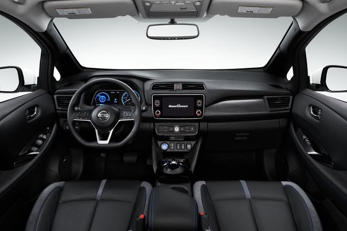 Nissan dévoile la Leaf e+ à grande autonomie