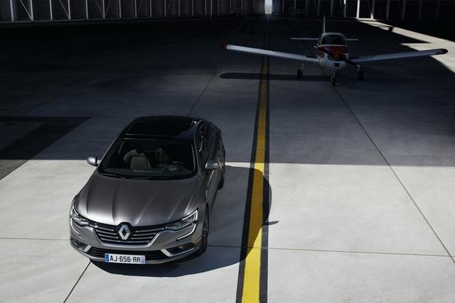 Des ingénieurs allemands ont participé au développement de la Renault Talisman